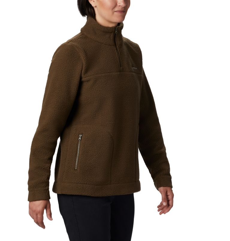Women's Canyon Point™ Sherpa Pullover Women's Canyon Point™ Sherpa Pullover, a3