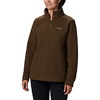 Columbia Womens Canyon Point Sherpa Pullover