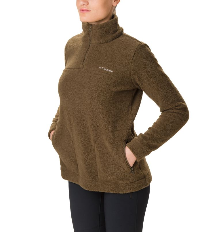 Pullover Canyon Point Sherpa da donna Pullover Canyon Point Sherpa da donna, a1