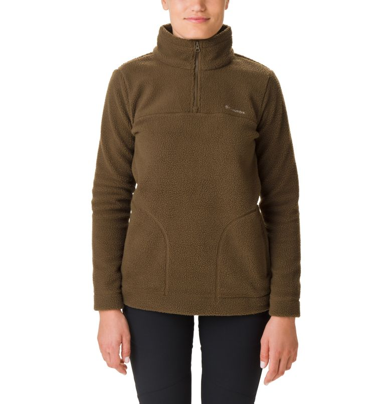 Pullover Canyon Point Sherpa da donna Pullover Canyon Point Sherpa da donna, a2