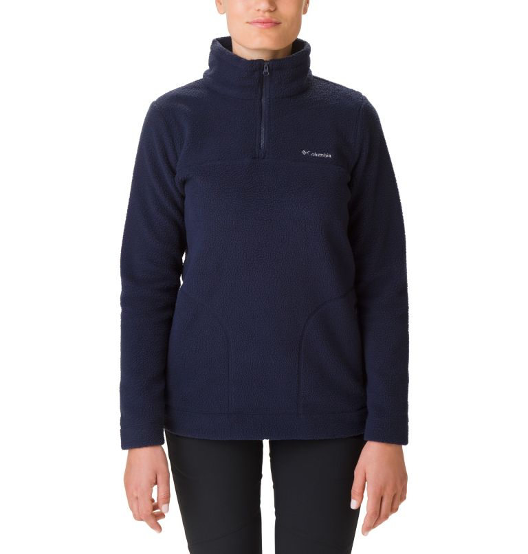 Women's Canyon Point Sherpa Pullover Women's Canyon Point Sherpa Pullover, a2