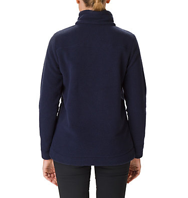 Women's Canyon Point Sherpa Half-Zip Fleece , back