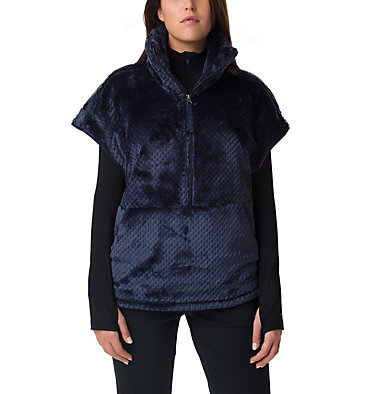 Fire Side III Sherpa Shrug für Damen , front