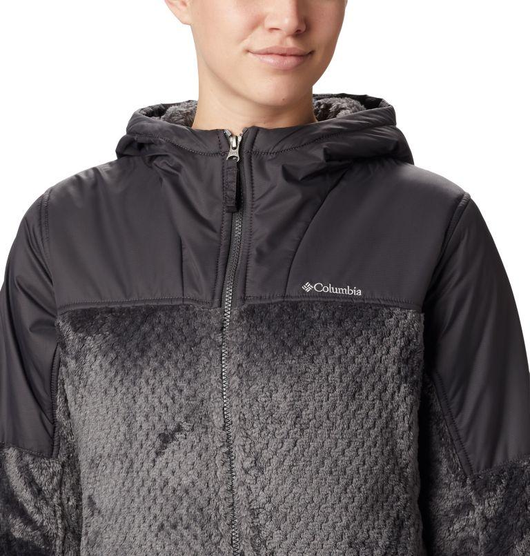 Women's Fire Side™ Plush Hooded Full Zip Fleece Women's Fire Side™ Plush Hooded Full Zip Fleece, a1