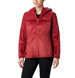 Women's Fire Side™ Plush Hooded Full Zip Fleece