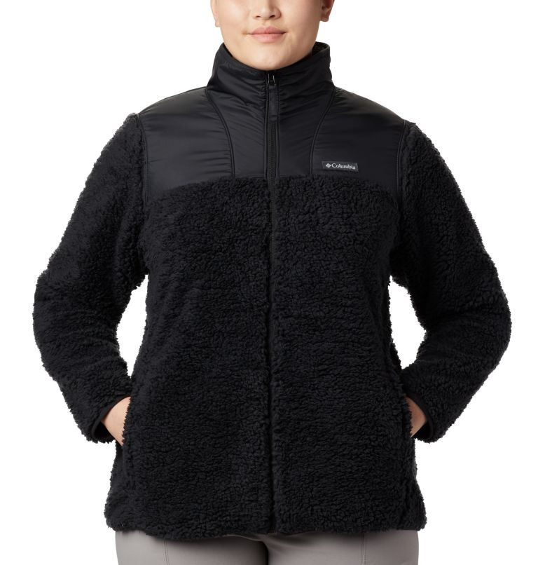 Women's Winter Pass™ Fleece Full Zip - Plus Size Women's Winter Pass™ Fleece Full Zip - Plus Size, a2