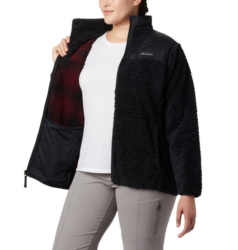 Women's Winter Pass™ Fleece Full Zip - Plus Size Women's Winter Pass™ Fleece Full Zip - Plus Size, a3