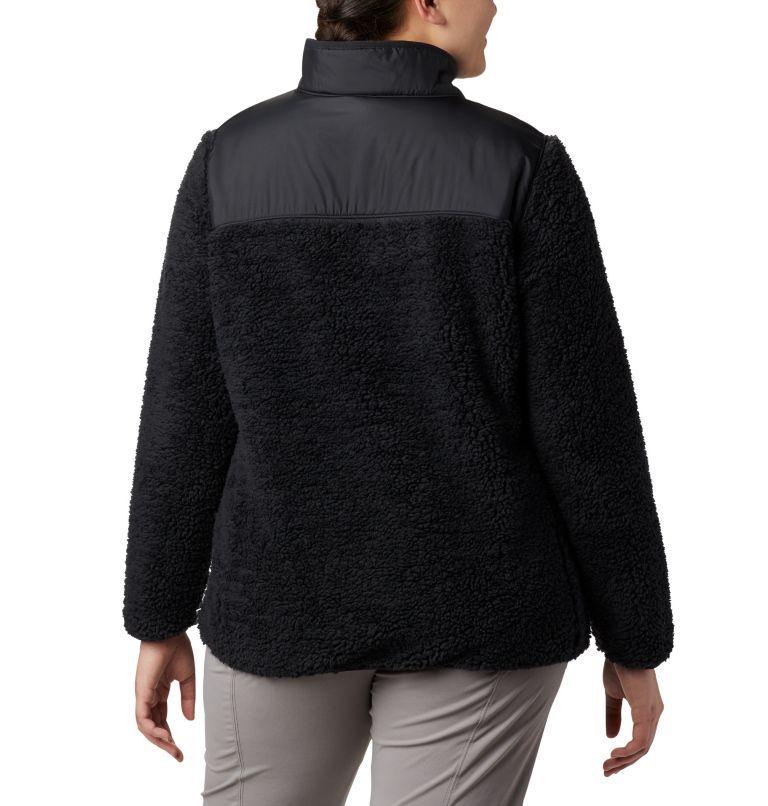 Women's Winter Pass™ Fleece Full Zip - Plus Size Women's Winter Pass™ Fleece Full Zip - Plus Size, back