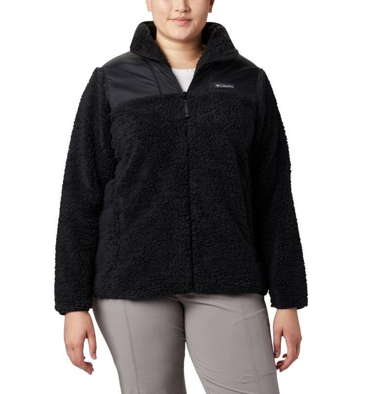 Women's Winter Pass™ Fleece Full Zip - Plus Size Women's Winter Pass™ Fleece Full Zip - Plus Size, front
