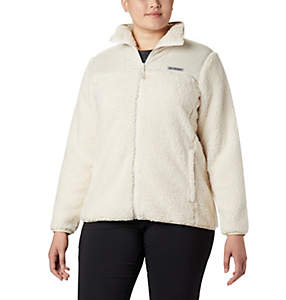 Women's Winter Pass™ Fleece Full Zip - Plus Size