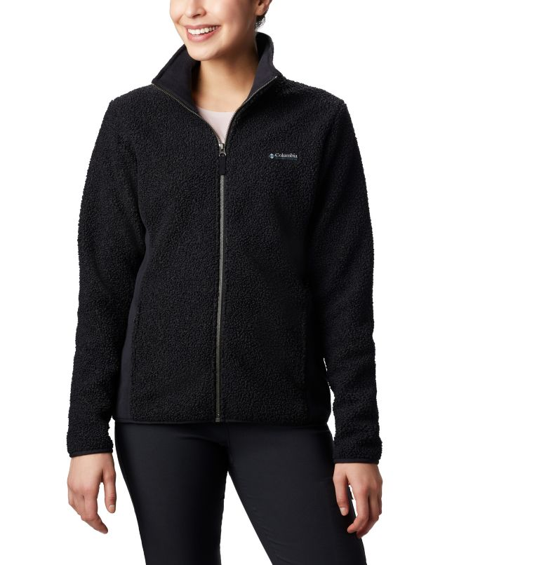 Women's Panorama™ Sherpa Fleece Jacket Women's Panorama™ Sherpa Fleece Jacket, front