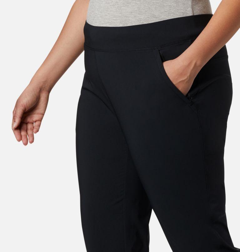 Back Beauty™ II Slim Pant | 010 | 3X Women's Back Beauty™ II Slim Pants - Plus Size, Black, a2
