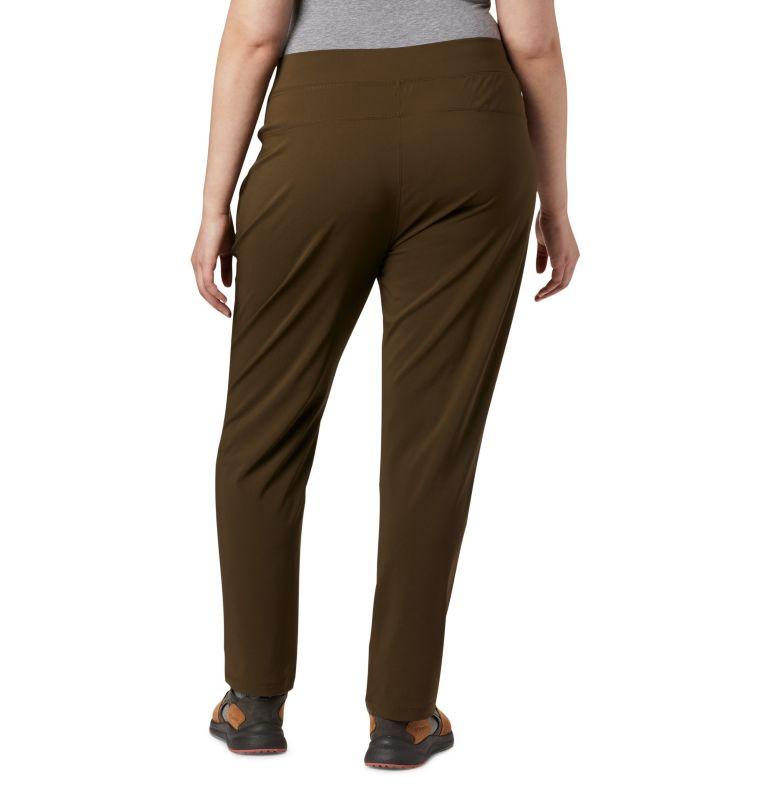 Women's Back Beauty™ II Slim Pants - Plus Size Women's Back Beauty™ II Slim Pants - Plus Size, back