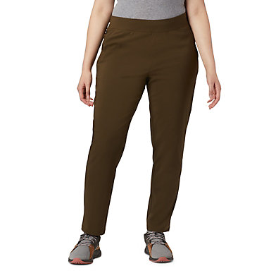 Pantalon cintré Back Beauty™ II pour femme Back Beauty™ II Slim Pant | 023 | 1X, Olive Green, front