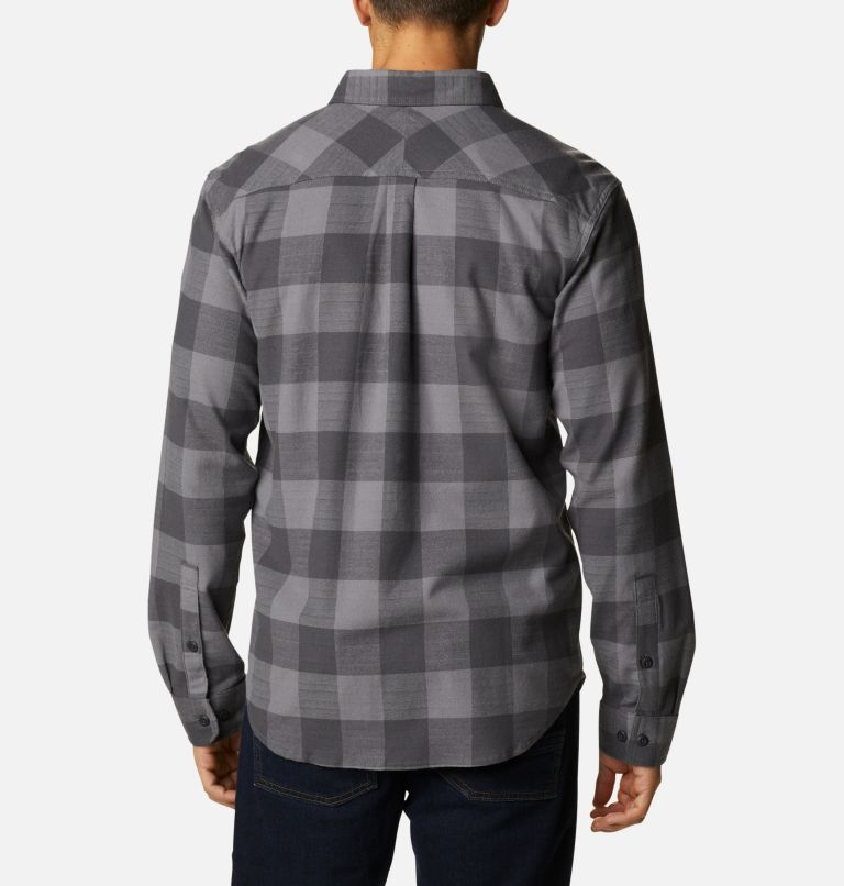 Men's Flare Gun™ Stretch Flannel Shirt Men's Flare Gun™ Stretch Flannel Shirt, back