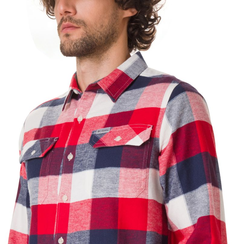 Flare Gun Stretch-Flanellhemd für Herren Flare Gun Stretch-Flanellhemd für Herren, a1