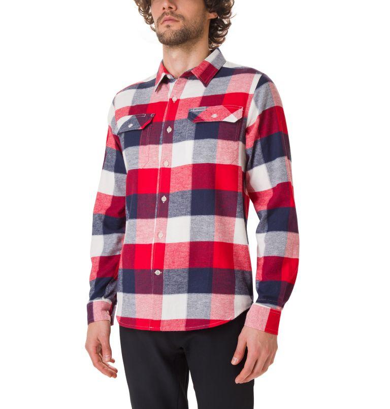Flare Gun Stretch-Flanellhemd für Herren Flare Gun Stretch-Flanellhemd für Herren, front