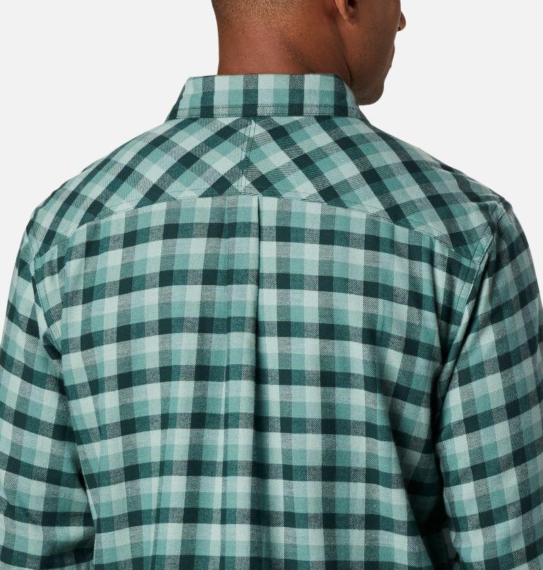 Flare Gun™ Stretch Flannel | 369 | M Camicia Flare Gun Stretch Flannel da uomo, Thyme Green Grid Plaid, a3