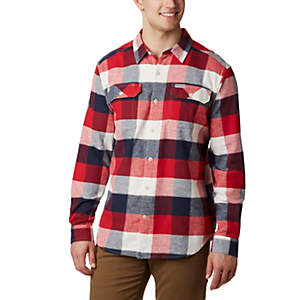 Men's Flare Gun™ Stretch Flannel - Tall