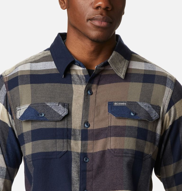 Men's Flare Gun™ Stretch Flannel - Big Men's Flare Gun™ Stretch Flannel - Big, a2