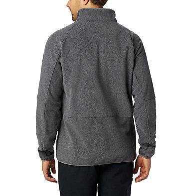 Basin Trail™ Fleece Full Zip Basin Trail™ Fleece Full Zip | 437 | L, Charcoal Heather, back