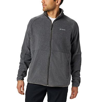Basin Trail™ Fleece Full Zip Basin Trail™ Fleece Full Zip | 437 | L, Charcoal Heather, front