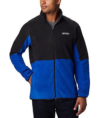 Basin Trail™ Fleece Full Zip Basin Trail™ Fleece Full Zip | 437 | L, Azul, Black, front