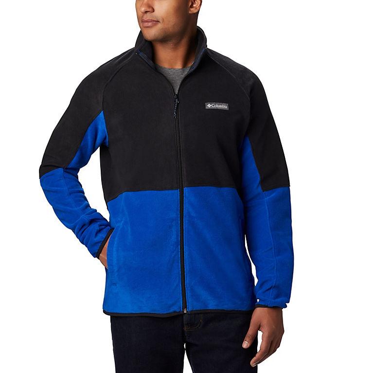 Men's Basin Trail™ Full Zip Fleece Jacket