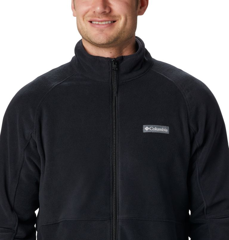 Men's Basin Trail™ Full Zip Fleece Jacket - Big Men's Basin Trail™ Full Zip Fleece Jacket - Big, a1