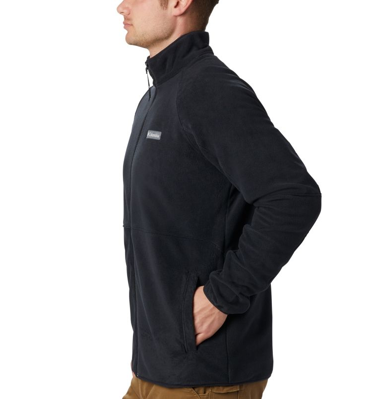 Men's Basin Trail™ Full Zip Fleece Jacket - Big Men's Basin Trail™ Full Zip Fleece Jacket - Big, a2