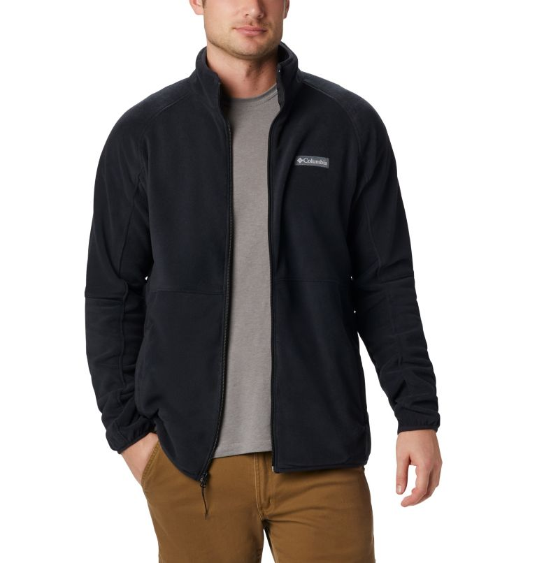 Men's Basin Trail™ Full Zip Fleece Jacket - Big Men's Basin Trail™ Full Zip Fleece Jacket - Big, a3