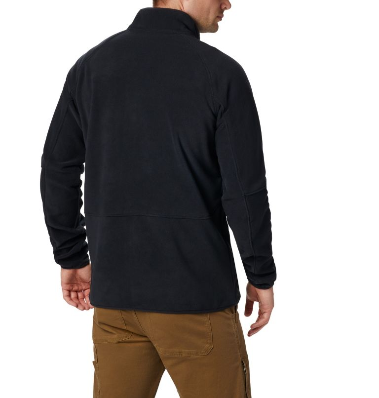 Men's Basin Trail™ Full Zip Fleece Jacket - Big Men's Basin Trail™ Full Zip Fleece Jacket - Big, back