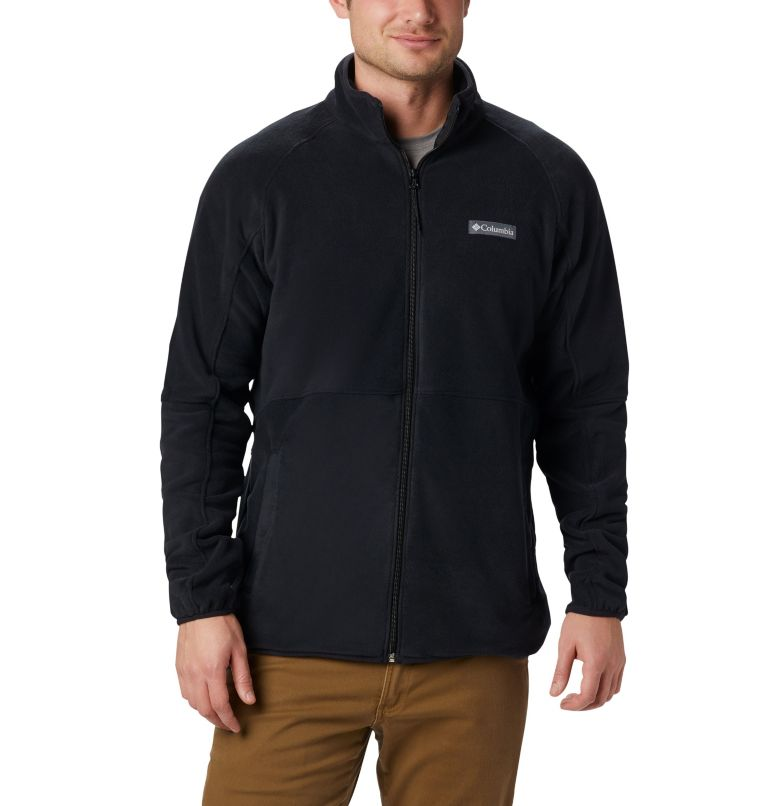 Men's Basin Trail™ Full Zip Fleece Jacket - Big Men's Basin Trail™ Full Zip Fleece Jacket - Big, front
