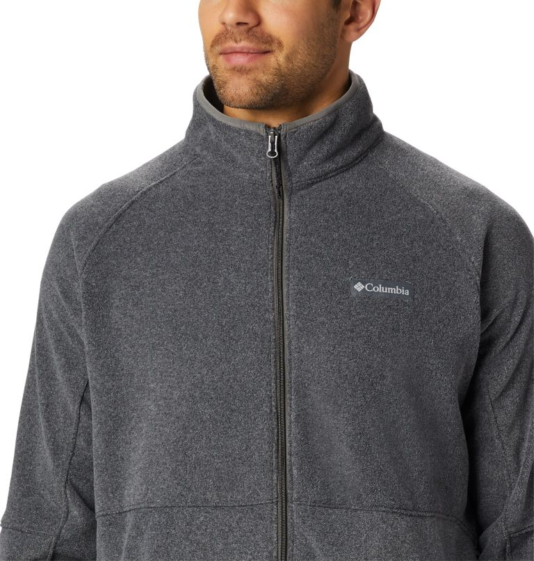 Basin Trail™ Full Zip Fleece Jacket - Tall Basin Trail™ Full Zip Fleece Jacket - Tall, a2