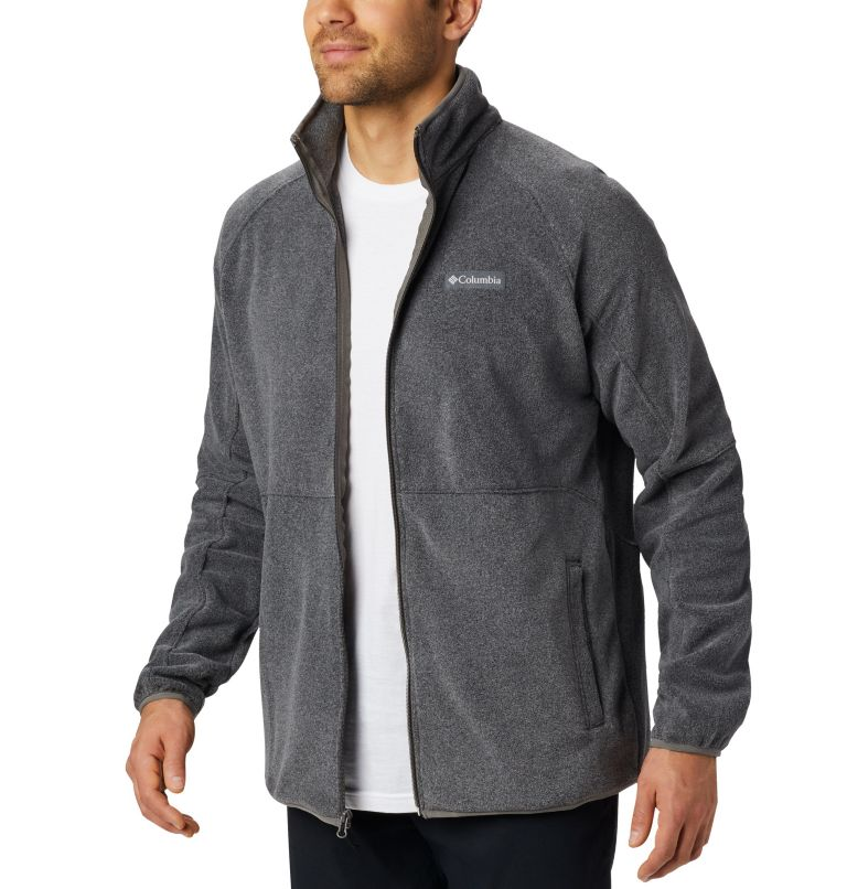 Basin Trail™ Full Zip Fleece Jacket - Tall Basin Trail™ Full Zip Fleece Jacket - Tall, a3