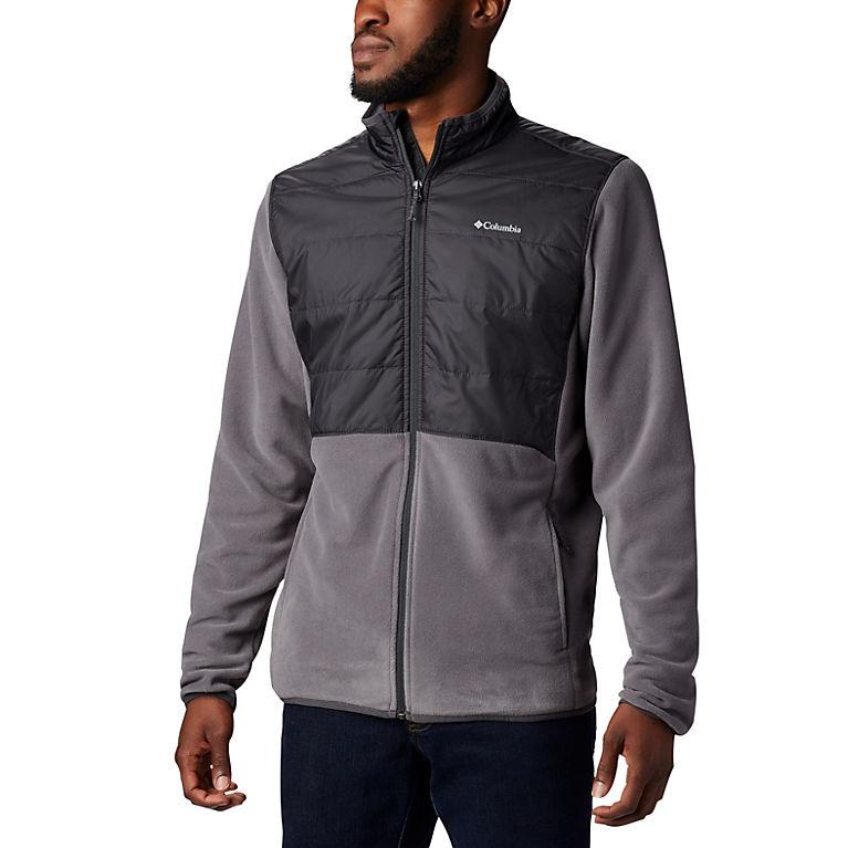 Men's Basin Butte™ Fleece Full Zip Jacket