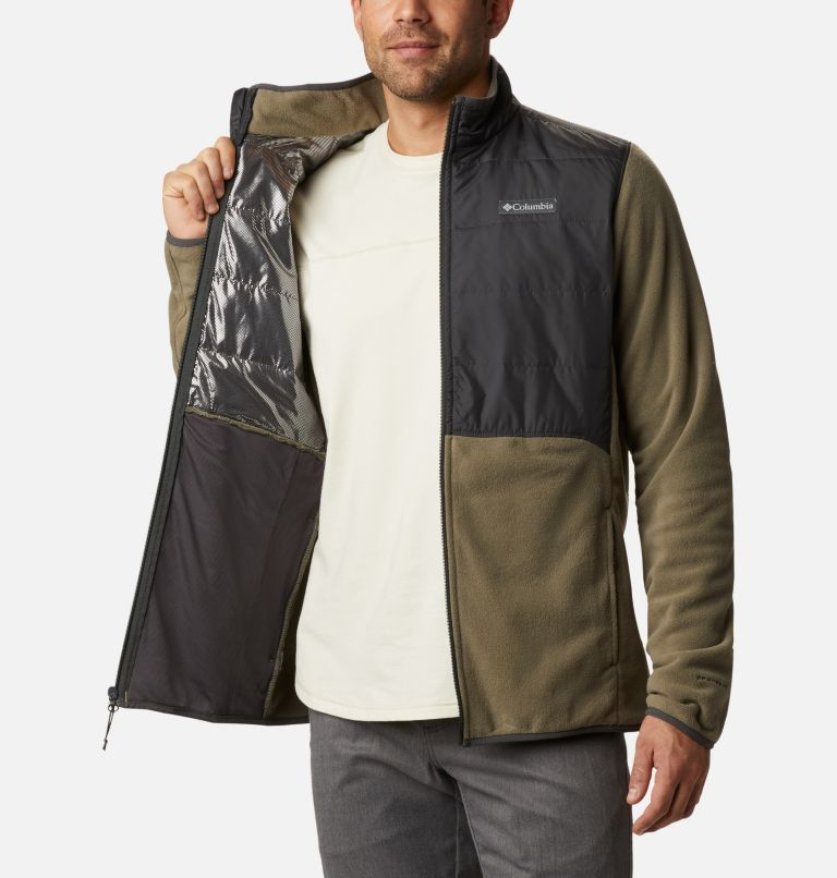 Men's Basin Butte™ Fleece Full Zip Jacket Men's Basin Butte™ Fleece Full Zip Jacket, a3
