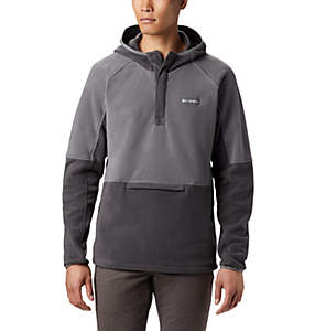 Men's Basin Trail™ 1/2 Snap Fleece Hoodie