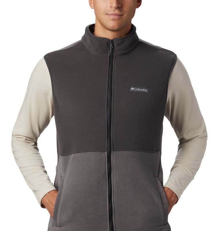 Men's Basin Trail™ Fleece Vest Men's Basin Trail™ Fleece Vest, a3