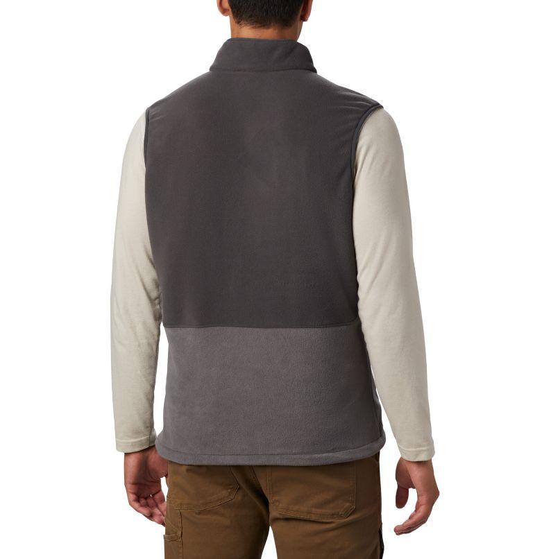 Men's Basin Trail™ Fleece Vest Men's Basin Trail™ Fleece Vest, back