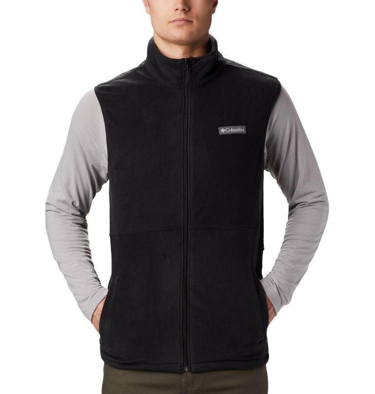 Basin Trail™ Fleece Vest | 010 | 2XT Men's Basin Trail™ Fleece Vest - Tall, Black, a1