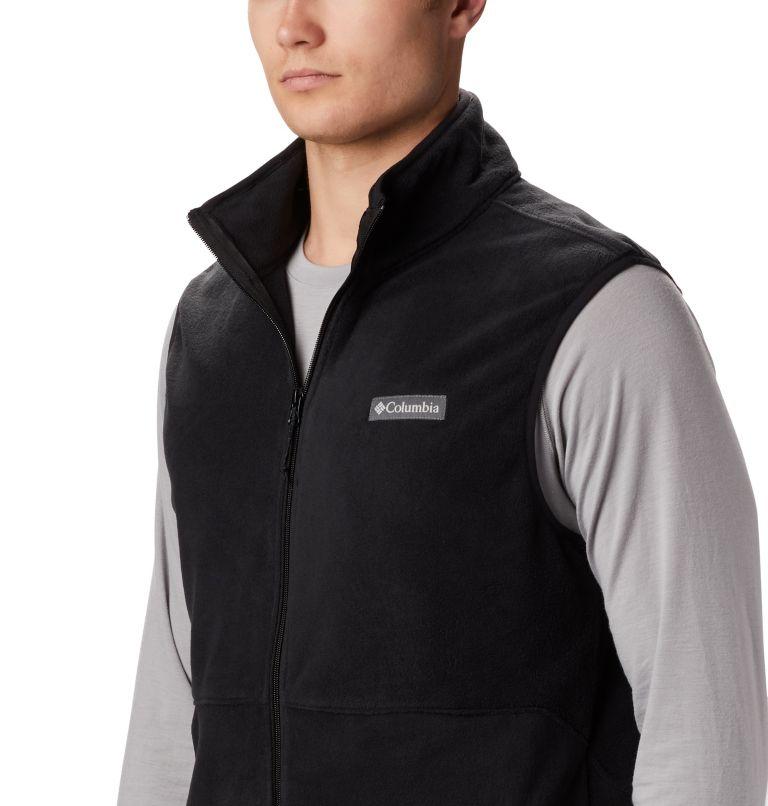 Basin Trail™ Fleece Vest | 010 | 2XT Men's Basin Trail™ Fleece Vest - Tall, Black, a3