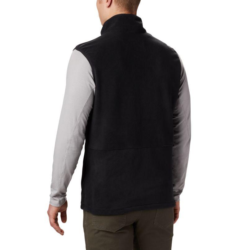 Basin Trail™ Fleece Vest | 010 | 2XT Men's Basin Trail™ Fleece Vest - Tall, Black, back