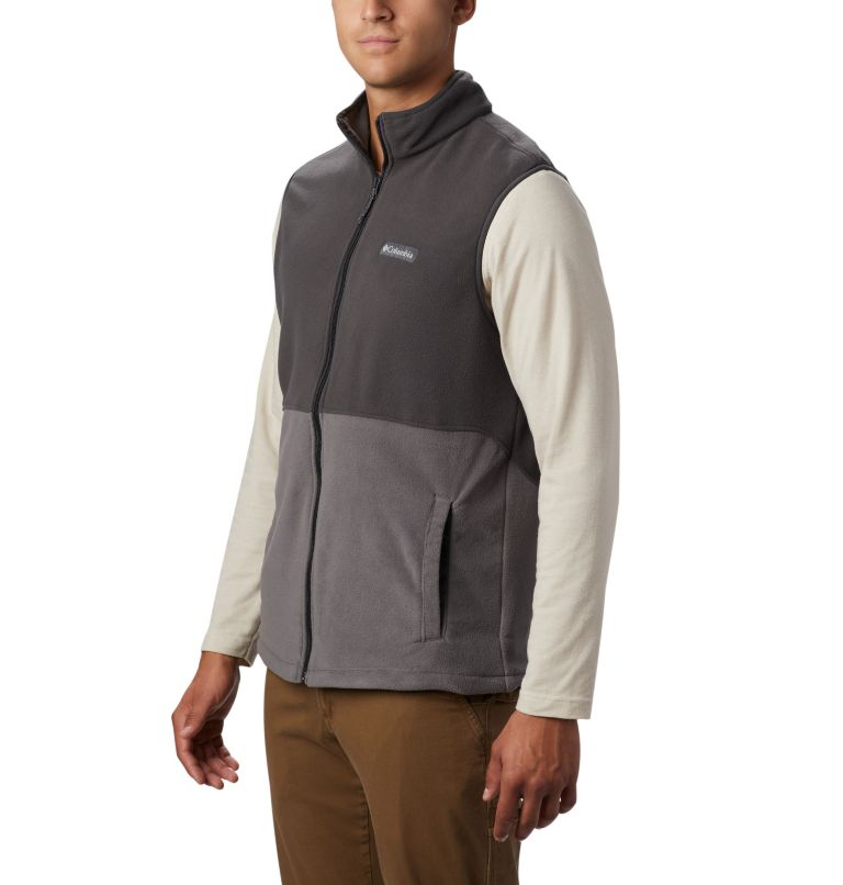 Men's Basin Trail™ Fleece Vest - Tall Men's Basin Trail™ Fleece Vest - Tall, a1
