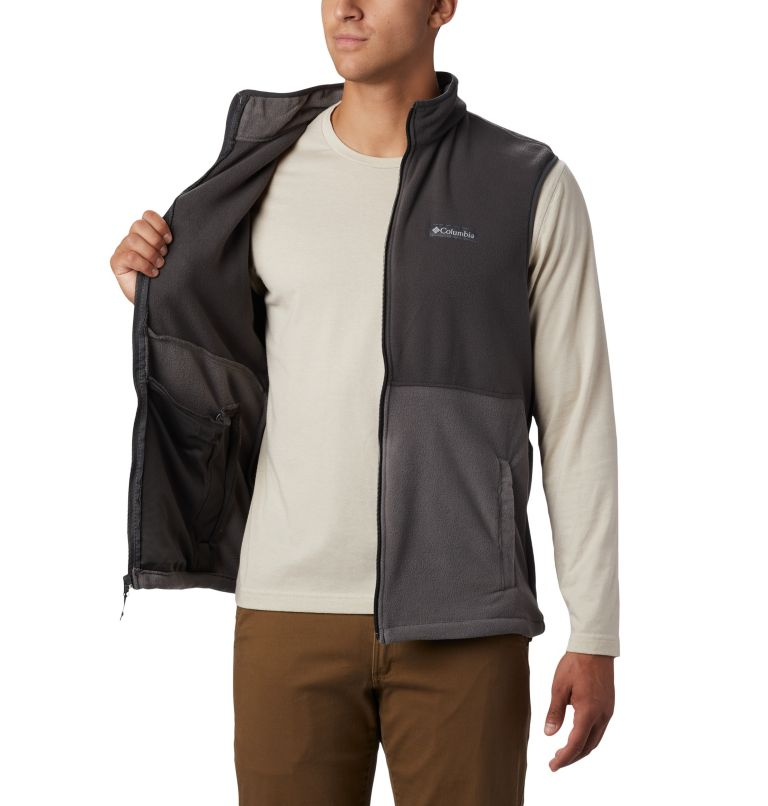 Men's Basin Trail™ Fleece Vest - Tall Men's Basin Trail™ Fleece Vest - Tall, a4