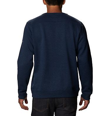 Men's Hart Mountain™ Graphic Sweatshirt Hart Mountain™ Graphic Crew | 012 | M, Collegiate Navy Heather Tough, back