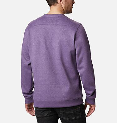 Men's Hart Mountain™ Graphic Sweatshirt Hart Mountain™ Graphic Crew | 012 | M, Soft Purple Heather Tough, back