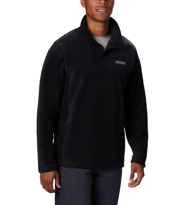 Men's Steens Mountain™ Half Snap Fleece Pullover Men's Steens Mountain™ Half Snap Fleece Pullover, a2
