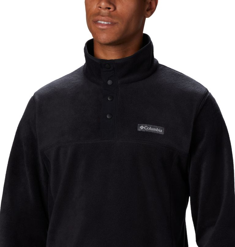 Men's Steens Mountain™ Half Snap Fleece Pullover Men's Steens Mountain™ Half Snap Fleece Pullover, a3