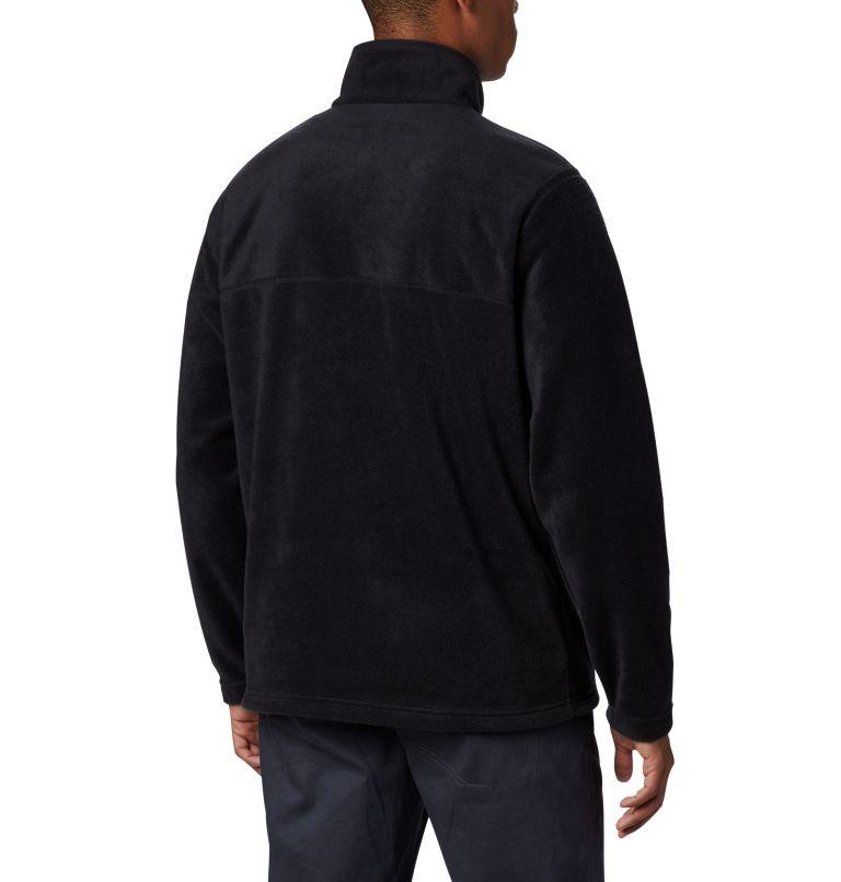 Steens Mountain™ Half Snap | 010 | XXL Men's Steens Mountain™ Half Snap Fleece, Black, back